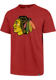 Chicago Blackhawks 47 Imprint T Shirt - Red