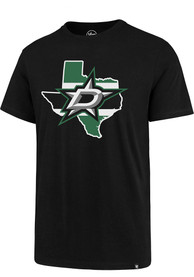 Dallas Stars 47 Regional T Shirt - Black