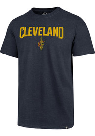 47 Cleveland Cavaliers Navy Blue Pregame Club Tee