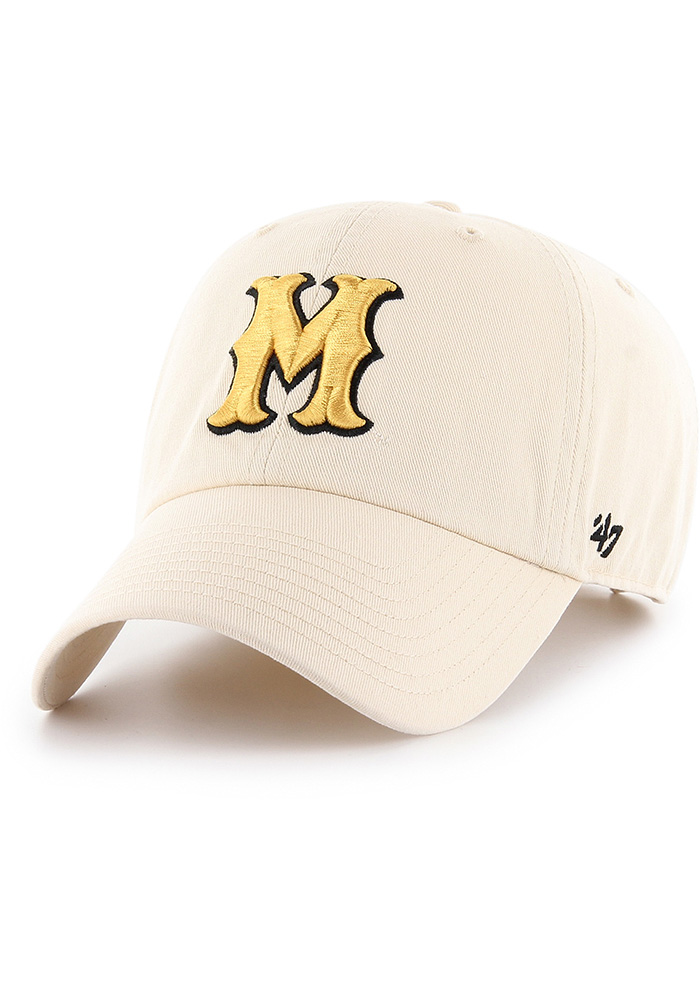 47 Missouri Tigers Mens Black Clean Up Adjustable Hat - Image 1.   4faf3844a739