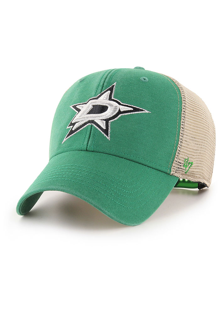 '47 Dallas Stars Flagship Wash MVP Adjustable Hat - Kelly Green - Image 1