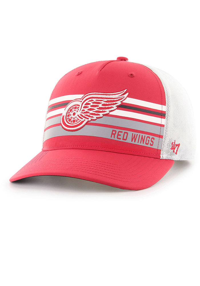 '47 Detroit Red Wings Altitude MVP Adjustable Hat - Red - Image 1