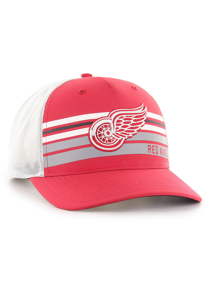 47 Detroit Red Wings Altitude MVP Adjustable Hat - Red - Image 2