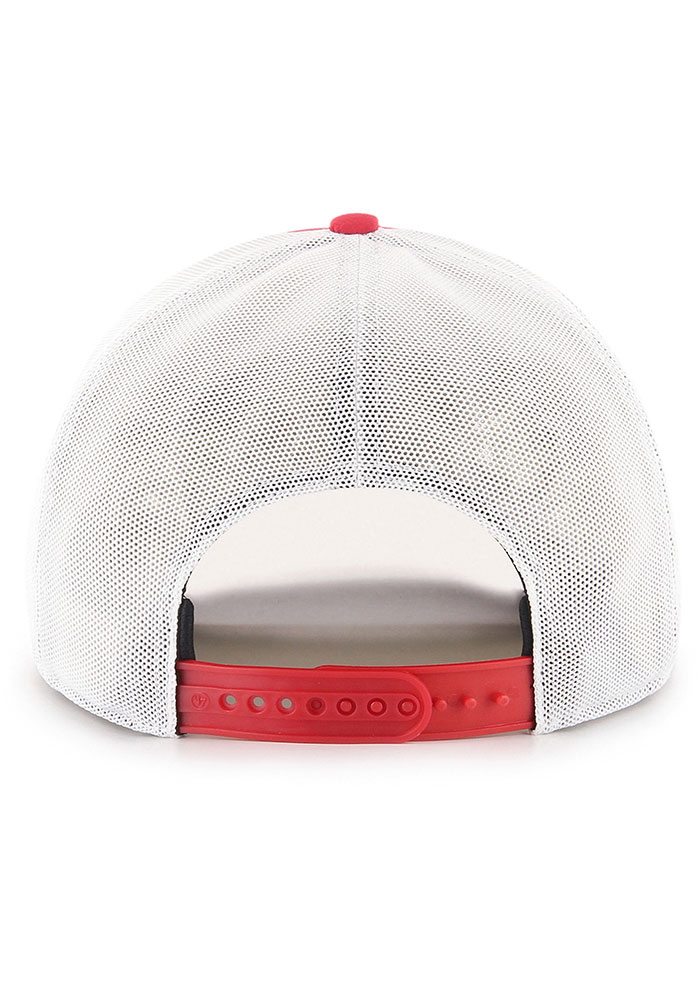 47 Detroit Red Wings Altitude MVP Adjustable Hat - Red - Image 3