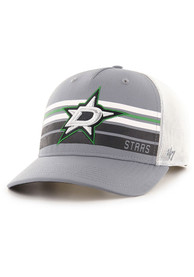 Dallas Stars 47 Altitude MVP Adjustable Hat - Grey