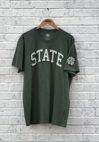 47 Michigan State Spartans Green Fieldhouse Fashion Tee