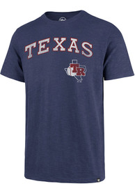 Texas Rangers 47 Scrum Fashion T Shirt - Blue