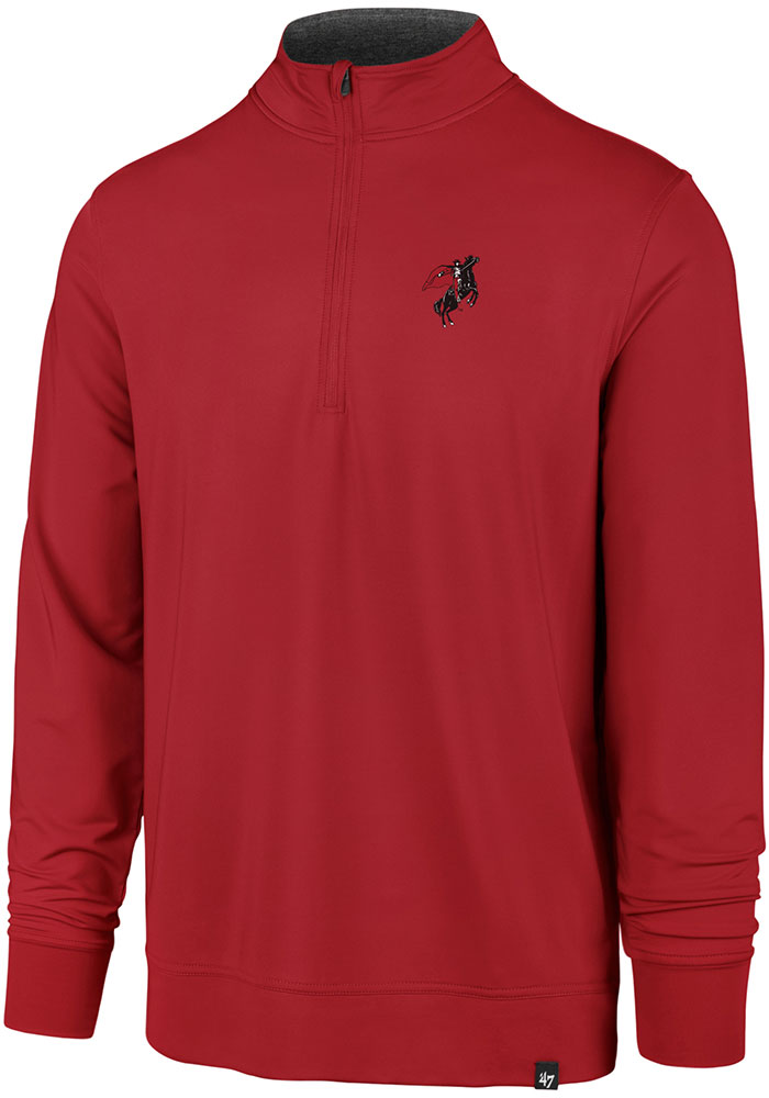 Texas Tech Red Raiders 47 Relay 1/4 Zip Pullover - Red