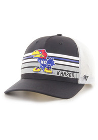 47 Kansas Jayhawks 1941 Altitude MVP Adjustable Hat - Black