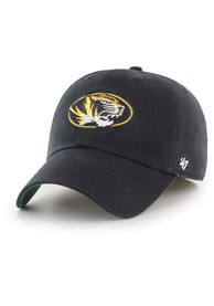 Missouri Tigers 47 Black Franchise Fitted Hat