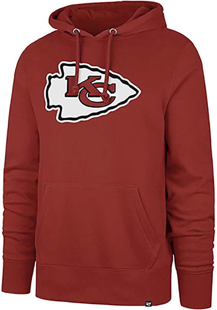 Tony Gonzalez Kansas City Chiefs Mens Red Player Player Hood - Image 2
