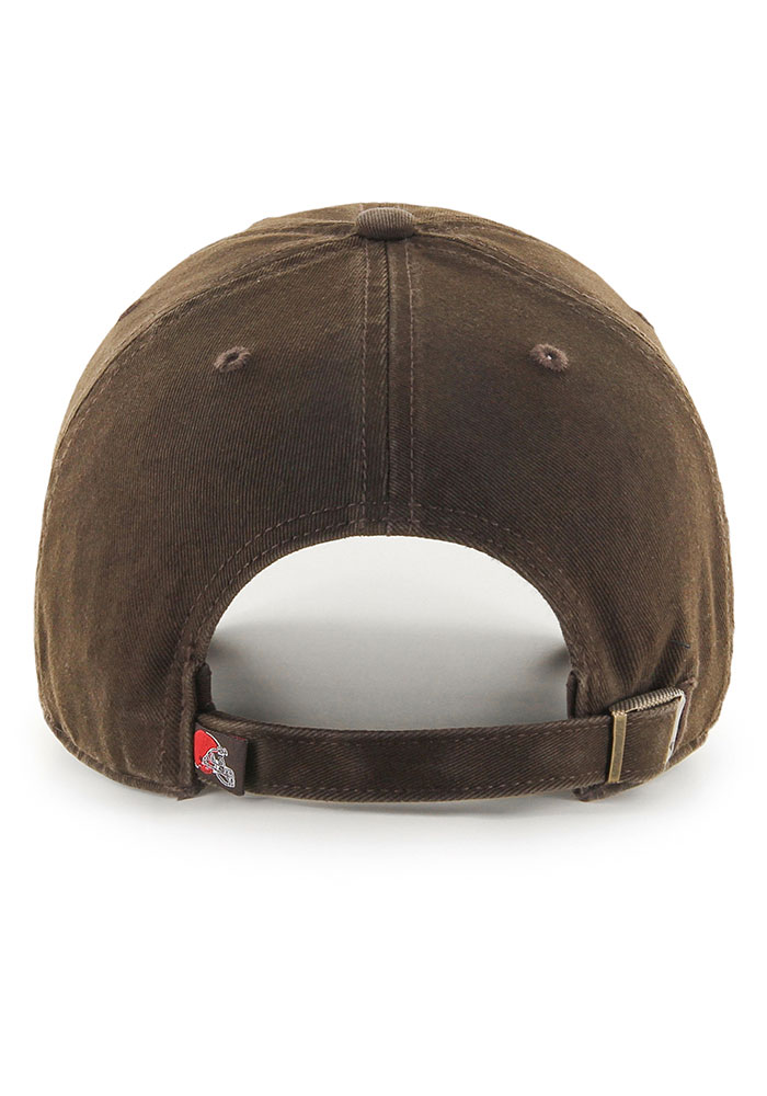 47 Cleveland Browns Brown Clean Up Youth Adjustable Hat - Image 2