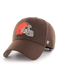 47 Cleveland Browns MVP Adjustable Hat - Brown