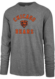 new concept f4e5b ad005 '47 Chicago Bears Grey Varsity Arch Tee