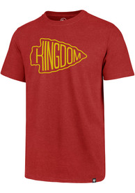 Kansas City Chiefs 47 Kingdom Arrowhead T Shirt - Red