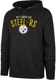 47 Pittsburgh Steelers Black Outrush Hoodie