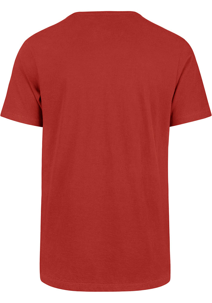 47 Kansas City Chiefs Red Traction Short Sleeve T Shirt - Image 2