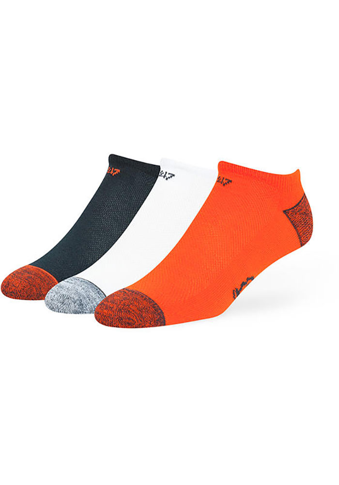 '47 Chicago Bears Blade Mens No Show Socks - Image 1