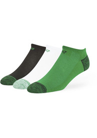 47 Dallas Stars Mens Green Blade No Show Socks