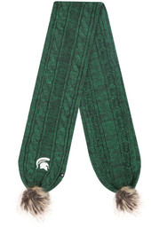 47 Michigan State Spartans Color Meeko Womens Scarf
