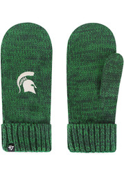 47 Michigan State Spartans Color Meeko Womens Gloves