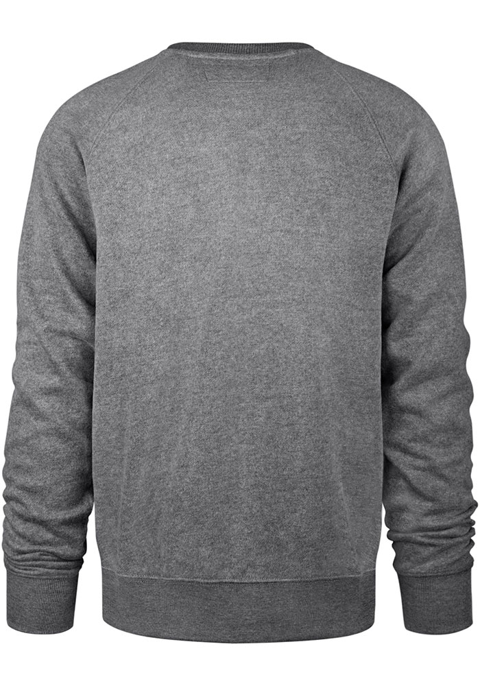 47 Detroit Red Wings Mens Grey Imprint Match Long Sleeve Fashion Sweatshirt - Image 2
