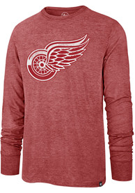 Detroit Red Wings 47 Imprint Match Fashion T Shirt - Red
