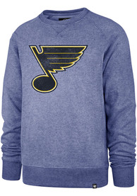 St Louis Blues 47 Imprint Match Fashion Sweatshirt - Blue