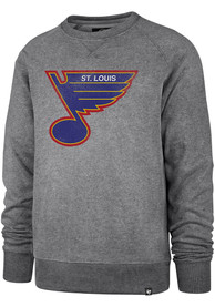 St Louis Blues 47 Imprint Match Fashion Sweatshirt - Grey