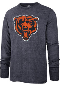 47 Chicago Bears Navy Blue Imprint Match Fashion Tee