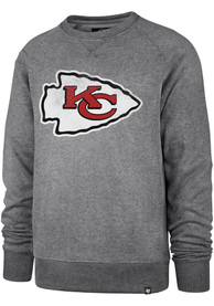 Kansas City Chiefs 47 Imprint Match Fashion Sweatshirt - Grey
