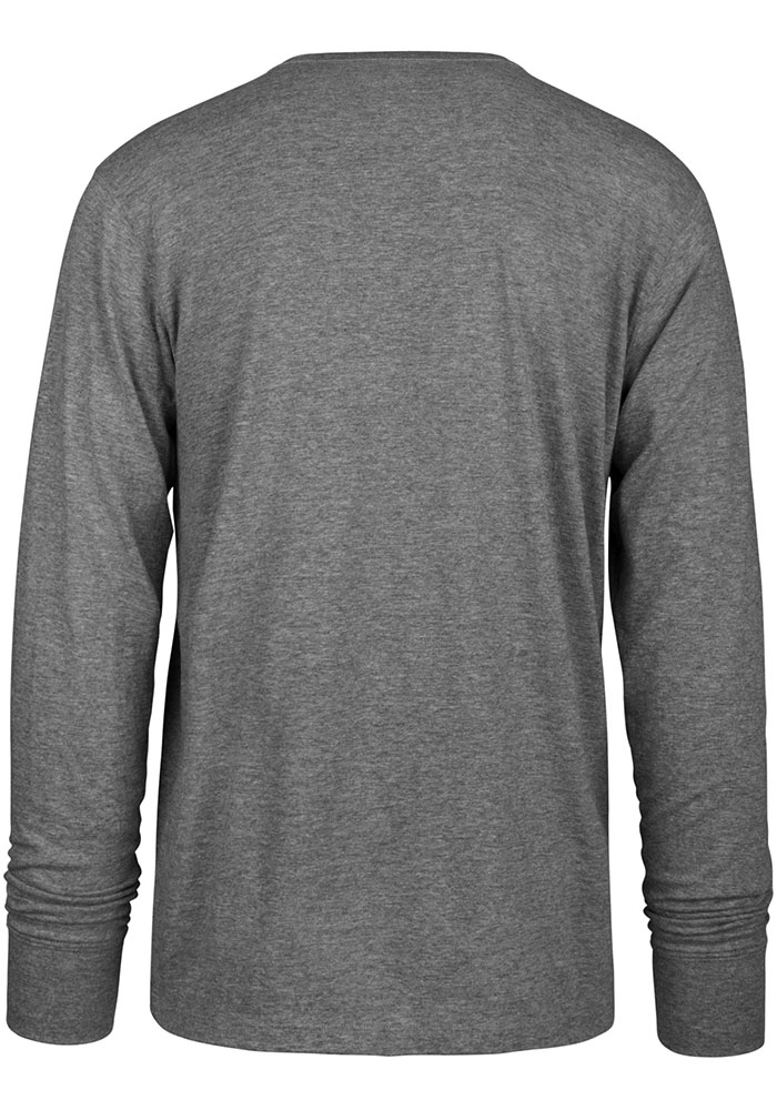 47 Kansas City Chiefs Grey Traction Long Sleeve T Shirt - Image 2