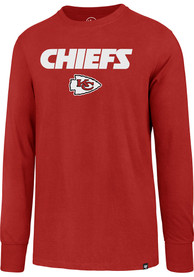 Kansas City Chiefs 47 Pregame T Shirt - Red