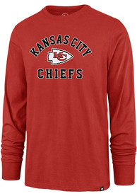 47 Kansas City Chiefs Red Varsity Arch Tee