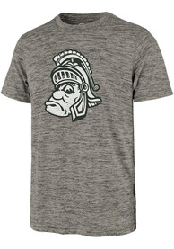 47 Michigan State Spartans Grey Topmark Impact Tee