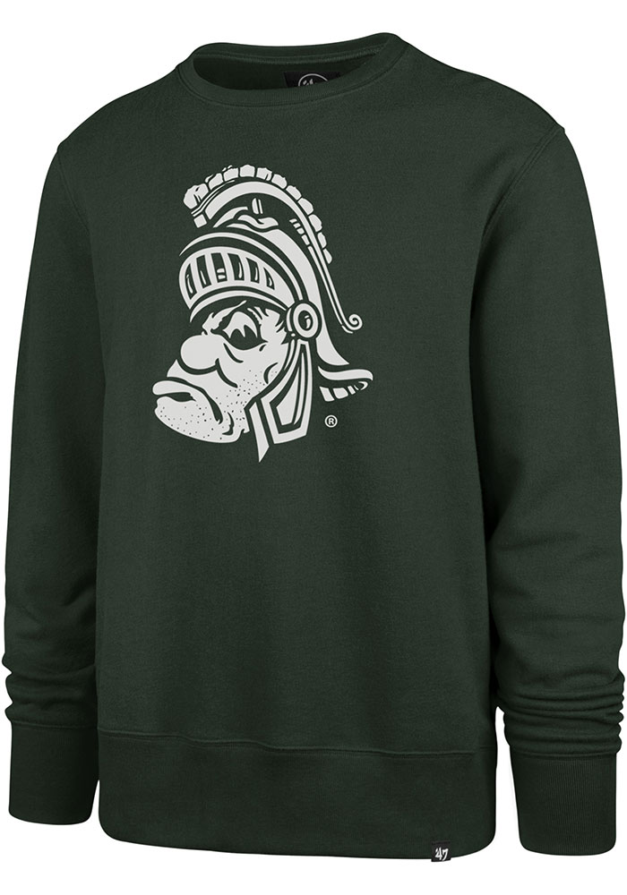 '47 Michigan State Spartans Green Headline Sweatshirt