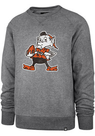 Cleveland Browns 47 Imprint Match Fashion Sweatshirt - Grey