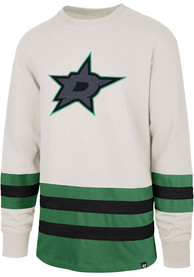 Dallas Stars 47 Center Ice Fashion T Shirt - Brown