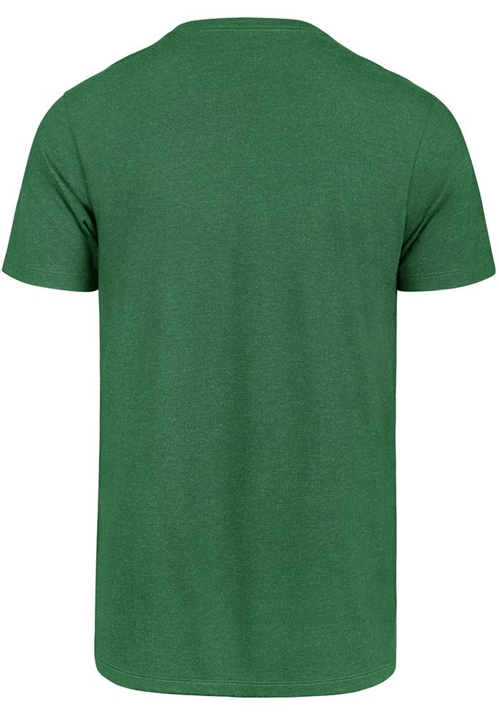 '47 Dallas Stars Kelly Green Face Off Club Short Sleeve T Shirt - Image 2