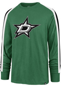 Dallas Stars 47 Stripe Arm Legion T Shirt - Kelly Green