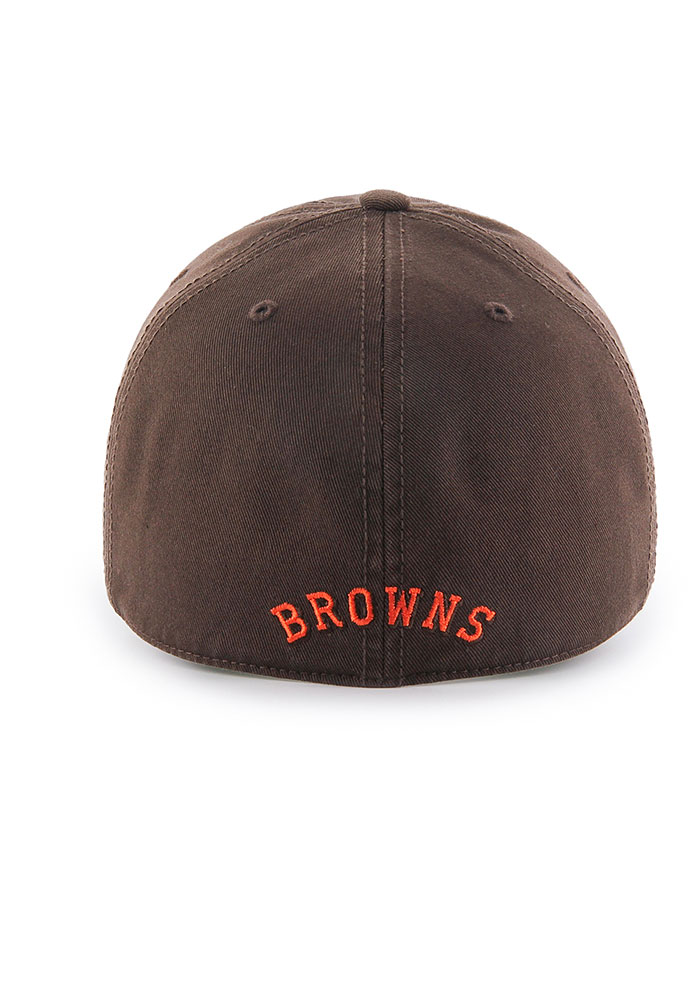 '47 St Louis Browns Mens Brown Franchise Fitted Hat - Image 2