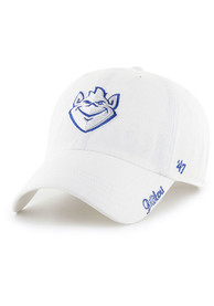47 Saint Louis Billikens Womens White Miata Clean Up Adjustable Hat