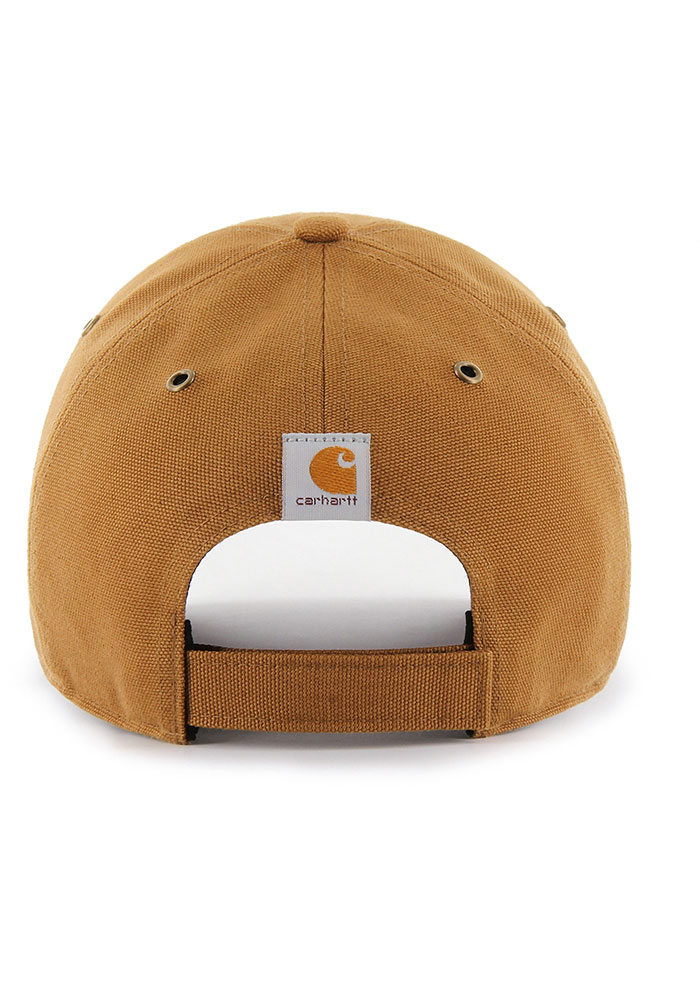 '47 Pittsburgh Pirates Carhartt MVP Adjustable Hat - Brown - Image 2