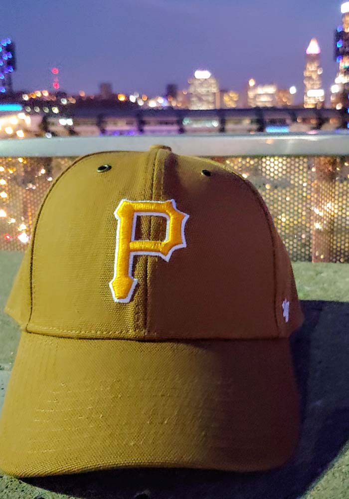 CLOUD Pittsburgh Pirates grau 47 Brand Adjustable Cap