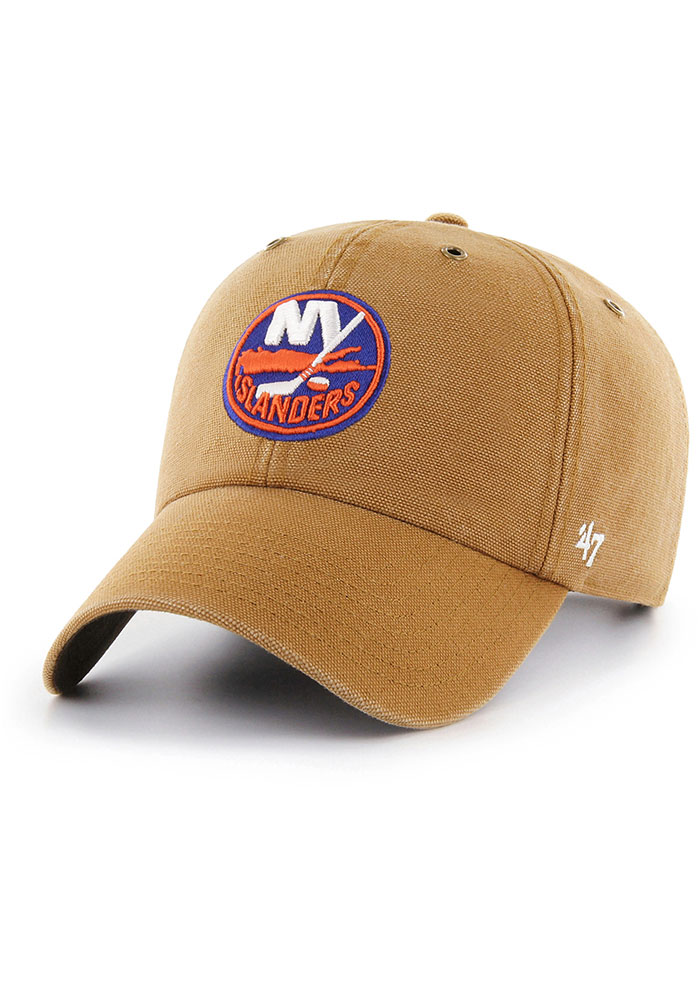 One Size 47 NHL New York Islanders Clean Up Adjustable Hat Royal