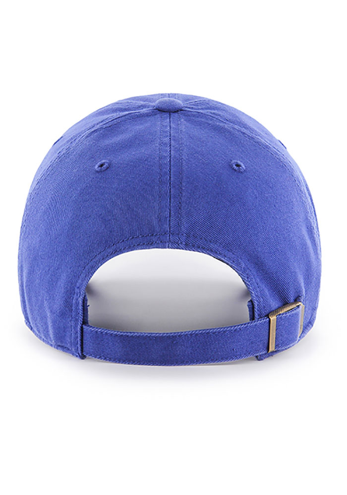 '47 Milwaukee Brewers Clean Up Adjustable Hat - Blue - Image 2