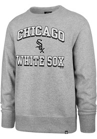 Chicago White Sox 47 Grounder Crew Sweatshirt - Grey