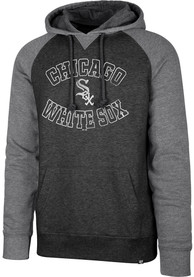 47 Chicago White Sox Match Raglan Black Fashion Hood