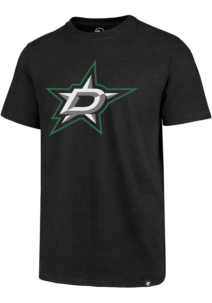 Dallas Stars 47 Club T Shirt - Black