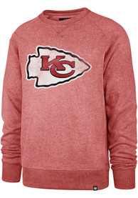 Kansas City Chiefs 47 Imprint Match Fashion Sweatshirt - Red